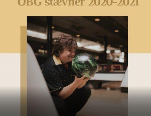 OBG stævner 2020-2021
